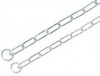Obojek řetěz stahovací chrom Nobby 0,20 x 35 cm
