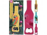 otvárač na fľaše 14x3,7cm nerez - mix variantov či farieb