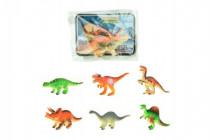 Dinosaurus plast 8cm asst - mix variantov či farieb