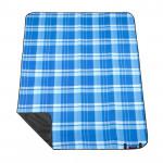 Spokey PICNIC MOOR Pikniková deka s popruhem 130 x 150 cm