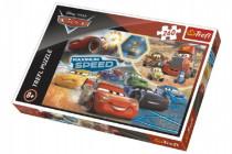 Puzzle Cars 3 koláž 260 dielikov 60x40cm