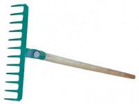 hrable 12Z d.33,5cm oceľ s násadou 140cm