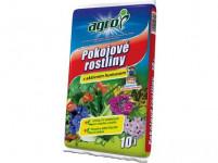 substrát pre izbové rastliny 10l AGRO
