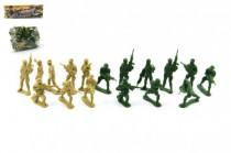 Sada vojaci plast v sáčku 18x20cm