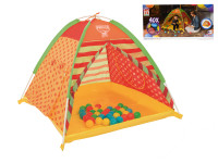 Stan dětský s balonky 112x112x90 cm