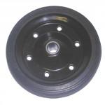 kolečko 250/20mm KL plné kov. disk