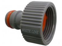 """adaptér s vnútorným závitom 3/4 """", WL-2195, WHITE LINE"""