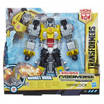 Transformers Cyberverse UlTransformers Grimlock figurka