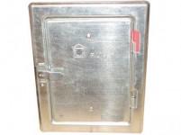 dvierka komínová Zn, 140x205mm
