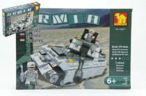 Stavebnica Dromader Vojaci Tank 22601