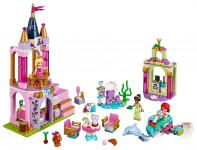 Lego Princezné 41162 Kráľovská oslava Ariel, Šípkovej Ruženky a Tia