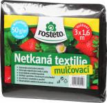 Neotex Rosteto - čierny 50g šírka 3 x 1,6 m