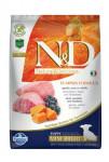 N & D Grain Free Dog Puppy Mini Pumpkin Lamb & Blueberry 7 kg