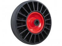 koleso k rudlíky 250 / 20mm JL plné kov. disk