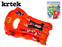 Matrac Krtko detské s priezorom - mix variantov či farieb