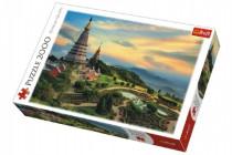 Puzzle Rozprávkové Chiang Mai Thajsko 2000 dielikov 96x68cm