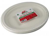 tanier oválny 26x19cm (10ks) VLÁKNINA