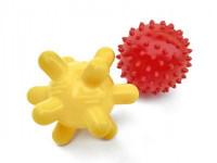 Balonky stimulační masážní gumové 2ks - mix variant či barev