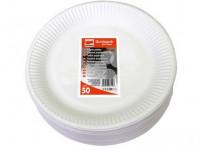 tanier papierový 23cm Bi (50ks) jednorazový