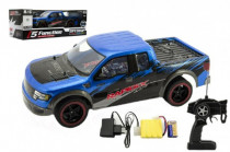 Auto RC plast 40cm zrýchľujúce na batérie dobíjacie pack