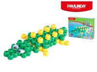 Mozaika vodní perly 3D 100ks krokodýl plast 10x8mm Paulinda Super Beads