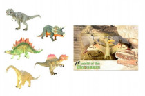 Dinosaurus plast 20cm - mix variant či barev