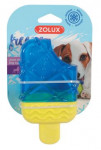 Hračka pes TPR Freeze zmrzlina 14cm Zolux