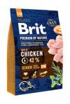 Brit Premium Dog by Nature Senior S + M 3kg