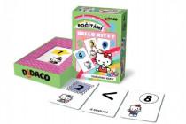 Didaco Hello Kitty Počítání vzdělávací karty