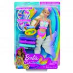 Barbie diy Crayola morská víla