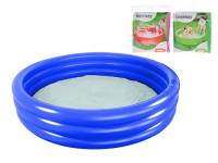 Bazén nafukovacie 152x30 cm 3 komory 282 L - mix farieb