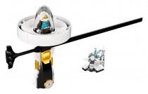 Lego Ninjago 70636 Zane - Majster Spinjitzu