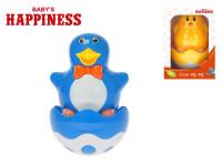 Zvířátko Rolly Polly 17 cm Baby´s Happiness - mix variant či barev