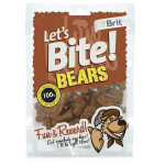 Brit DOG Let 'Bite Bears 150 g