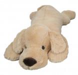 Plyšový psík 90 cm, béžový