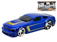 Ford Mustang GT 2009 20 cm 1:24 na zotrvačník - mix farieb