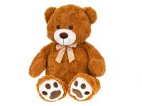 Medveď plyšový 93 cm s mašľou