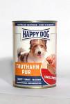 Happy Dog konzerva Truthahn Pur morčacie 400g