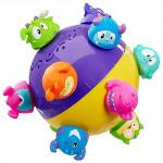 Skákajúci balon so zvukmi Chuckle Ball