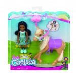Barbie Chelsea s poníkom