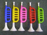 Trumpeta - mix variantov či farieb