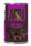 AATU Dog Beef n Buffalo konz. 400g