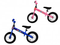 Detský balančné koleso - modré / ružové