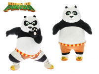 Kung Fu Panda 3 - PO plyšový 19 cm Kung Fu Panda 3 - mix variant či barev