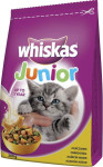 Whiskas dry Junior - kuracie 300 g