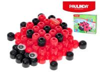 Mozaika vodní perly 3D 100ks plast beruška 10x8mm Paulinda Super Beads