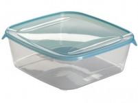 dóza FRESH & GO štvorcová 2,9 l plastová