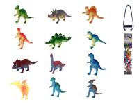 Dinosauři 5-7 cm 12 ks
