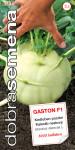 Dobrá semena Kedluben bílý - Gaston F1 pozdní 40s