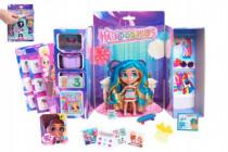 Hairdorables kouzelná panenka překvapení s doplňky plast